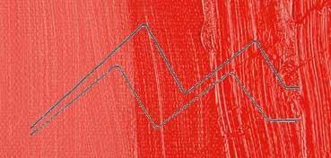 SENNELIER ÓLEO EXTRAFINO ROJO DE CADMIO MEDIO LEGÍTIMO - CADMIUM RED MEDIUM - SERIE 6 - Nº 607