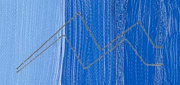 SENNELIER ÓLEO EXTRAFINO AZUL CERÚLEO LEGÍTIMO - CERULEAN BLUE - SERIE 6 - Nº 305