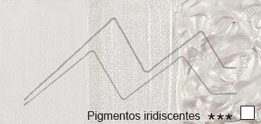 SENNELIER ABSTRACT PINTURA ACRÍLICA MULTISOPORTES HEAVY-BODY PERLA IRIDESCENTE Nº 020