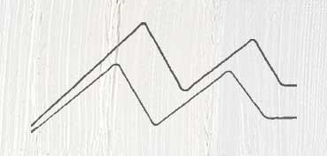 WINSOR & NEWTON ÓLEO WINTON BLANCO TITANIO (TITANIUM WHITE) (644) TUBO Nº  40