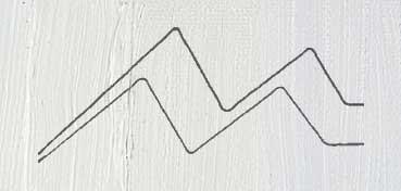 WINSOR & NEWTON ÓLEO WINTON BLANCO ALBAYALDE (FLAKE WHITE HUE) (242) TUBO Nº  73