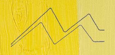 WINSOR & NEWTON ÓLEO WINTON TONO AMARILLO LIMÓN (LEMON YELLOW HUE) (346) TUBO Nº  26