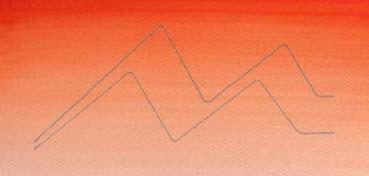 WINSOR & NEWTON ACUARELA COTMAN MEDIO GODET ROJO DE CADMIO PÁLIDO TONO - CADMIUM RED PALE HUE - Nº 103