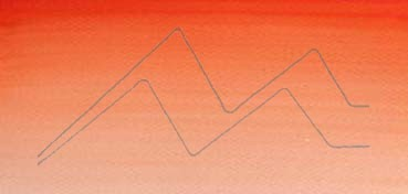 WINSOR & NEWTON ACUARELA COTMAN TUBO ROJO DE CADMIO PÁLIDO TONO - CADMIUM RED PALE HUE - Nº 103