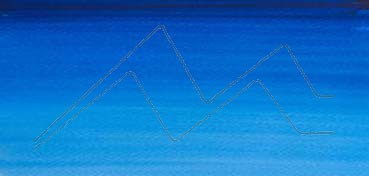 WINSOR & NEWTON ACUARELA COTMAN TUBO AZUL INTENSO - INTENSE BLUE - Nº 327