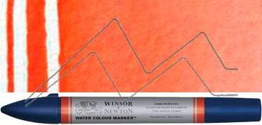 WINSOR & NEWTON ROTULADOR ACUARELA TONO ROJO DE CADMIO - SERIE 1 - Nº 095