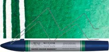 WINSOR & NEWTON ROTULADOR ACUARELA VERDE DE HOOKER OSCURO - SERIE 1 - Nº 312