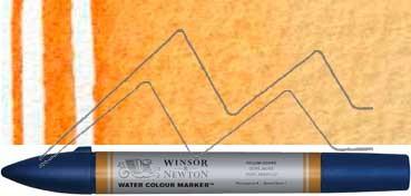 WINSOR & NEWTON ROTULADOR ACUARELA OCRE AMARILLO - SERIE 1 - Nº 744