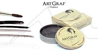 ARTGRAF LATA CON ACUARELA DE GRAFITO