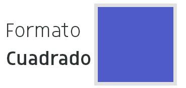 BASTIDOR ESTUDIO 46 X 17 ALGODÓN Nº2 (GRANO FINO) 60 X 60 (ÓLEO/ACRÍLICO)