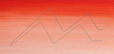 WINSOR & NEWTON ACUARELA COTMAN MEDIO GODET ROJO DE CADMIO TONO - CADMIUM RED HUE - Nº 095