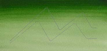 WINSOR & NEWTON ACUARELA COTMAN TUBO VERDE HOOKER CLARO - HOOKERS GREEN LIGHT - Nº 314