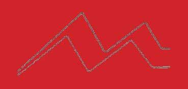 DECOART AMERICANA ACRÍLICO MATE ROJO - TRUE RED - SEMI OPAQUE - DA129