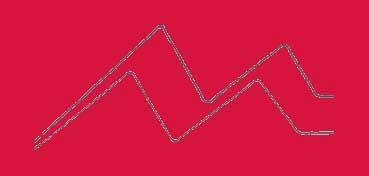 DECOART AMERICANA ACRÍLICO MATE ROJO CÁLICO - CALICO RED - TRANSPARENT - DA20
