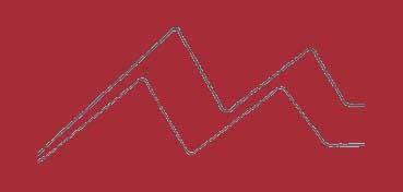 DECOART AMERICANA ACRÍLICO MATE ROJO SANTA - SANTA RED - SEMI OPAQUE - DA170