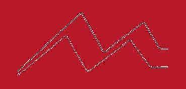 DECOART AMERICANA ACRÍLICO MATE ROJO PRIMARIO - PRIMARY RED - SEMI OPAQUE - DA199