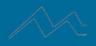DECOART AMERICANA ACRÍLICO MATE AZUL VICTORIANO - VICTORIAN BLUE - DA39