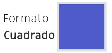 BASTIDOR ESTUDIO 46 X 17 ALGODÓN Nº2 (GRANO FINO) 40 X 40 (ÓLEO/ACRÍLICO)