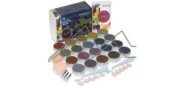 PANPASTEL SET 20 COLORES - SOMBRAS EXTRAOSCURAS