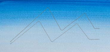 WINSOR & NEWTON ACUARELA COTMAN MEDIO GODET AZUL CERÚLEO TONO - CERULEUM BLUE HUE - Nº 139