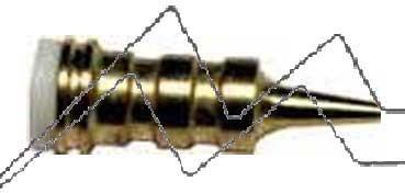 BOQUILLA 0,6 FLOTANTE (SIN ROSCA-AUTOCENTRADO) EVOLUTION Y COLANI H123842