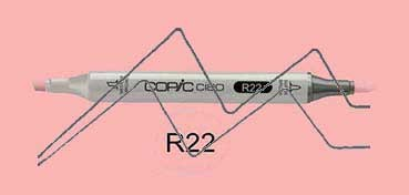 COPIC CIAO ROTULADOR LIGHT PRAWN R22