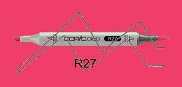 COPIC CIAO ROTULADOR CADMIUM RED R27