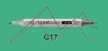 COPIC CIAO ROTULADOR FOREST GREEN G17