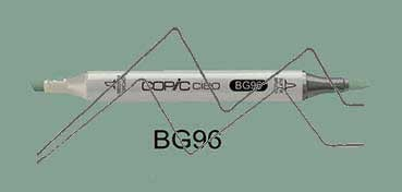 COPIC CIAO ROTULADOR BUSH BG96