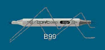 COPIC CIAO ROTULADOR AGATE B99