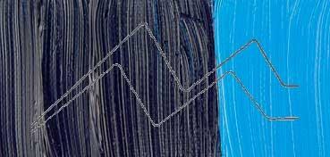 ÓLEO MUSSINI TUBO - AZUL-ORIENTAL TRANSPARENTE SERIE 3 Nº 496