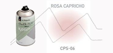 LA PAJARITA CHALK PAINT SPRAY ROSA CAPRICHO CPS-06