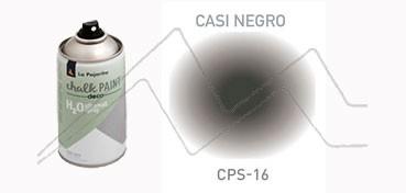 LA PAJARITA CHALK PAINT SPRAY CASI NEGRO CPS-16