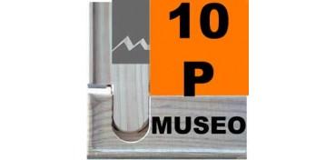 BASTIDOR MUSEO (ANCHO DE LISTÓN 60 X 22) 55 X 38 10P