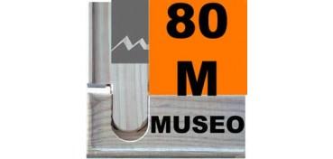 BASTIDOR MUSEO (ANCHO DE LISTÓN 60 X 22) 146 X 89 80M