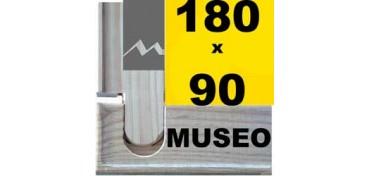 BASTIDOR MUSEO (ANCHO DE LISTÓN 60 X 22) 180 X 90