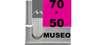 BASTIDOR MUSEO (ANCHO DE LISTÓN 60 X 22) 70 X 50