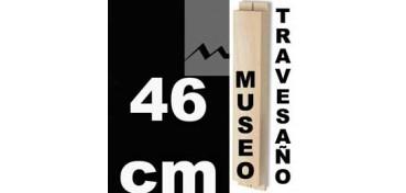 TRAVESAÑO MUSEO (60 X 22) - 46 CM