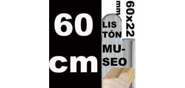 LISTÓN MUSEO (60 X 22) - 60 CM