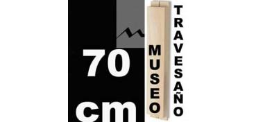 TRAVESAÑO MUSEO (60 X 22) - 70 CM