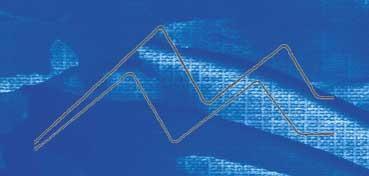 ACRÍLICO STUDIO VALLEJO Nº 936 AZUL FLUORESCENTE  / BLUE FLUORESCENTE.