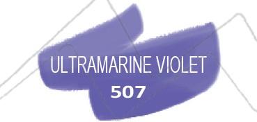 TALENS ECOLINE BRUSH PEN - ROTULADOR DE ACUARELA LÍQUIDA - ULTRAMAR VIOLETA Nº 507