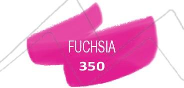 TALENS ECOLINE BRUSH PEN - ROTULADOR DE ACUARELA LÍQUIDA - FUCSIA Nº 350