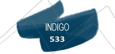 TALENS ECOLINE BRUSH PEN - ROTULADOR DE ACUARELA LÍQUIDA - INDIGO Nº 533