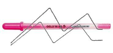 SAKURA GELLY ROLL MOONLIGHT BOLÍGRAFO DE GEL BRILLO EN LA OSCURIDAD ROSA FLUORESCENTE - FLUO PINK - Nº 420
