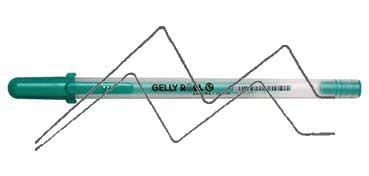 SAKURA GELLY ROLL MOONLIGHT BOLÍGRAFO DE GEL BRILLO EN LA OSCURIDAD VERDE - GREEN - Nº 429