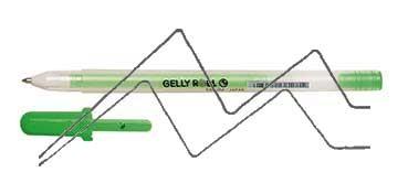 SAKURA GELLY ROLL MOONLIGHT BOLÍGRAFO DE GEL BRILLO EN LA OSCURIDAD VERDE FLUORESCENTE - FLUO GREEN - Nº 427