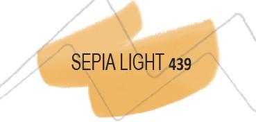 TALENS ECOLINE BRUSH PEN - ROTULADOR DE ACUARELA LÍQUIDA - SEPIA LIGHT Nº 439