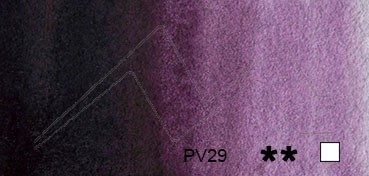 WINSOR & NEWTON ACUARELA ARTISTS VIOLETA PERILENO (PERYLENE VIOLET) SERIE 2 Nº 470