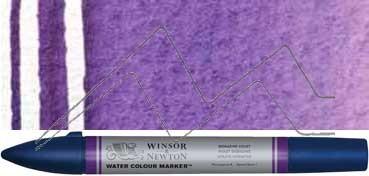 WINSOR & NEWTON ROTULADOR ACUARELA VIOLETA DIOXACINA - SERIE 1 - Nº 231